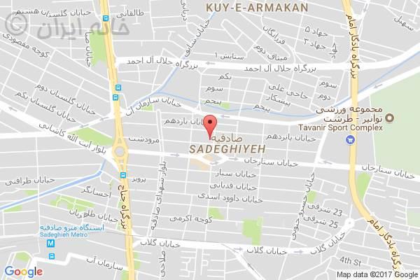 تصویر فروش آپارتمان آریاشهر با کد 11852127