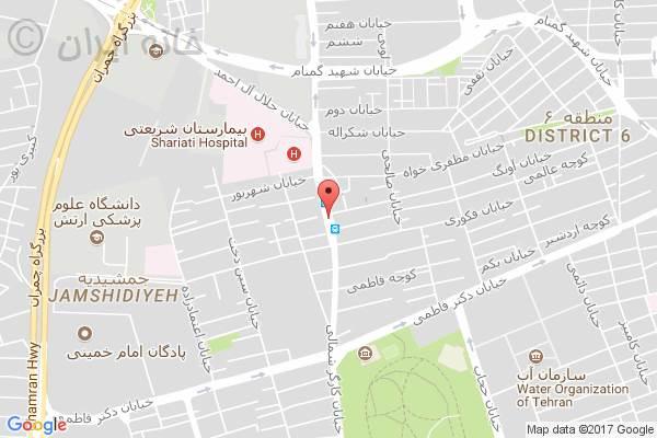 تصویر رهن دفتر کار امیرآباد با کد 11865537