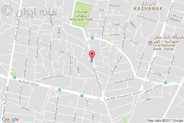 تصویر رهن و اجاره آپارتمان پاسداران با کد 11886318
