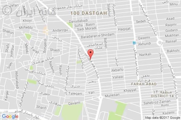 تصویر رهن و اجاره آپارتمان دهم فروردین با کد 57511