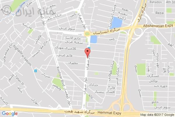 تصویر فروش دفتر کار شهران با کد 11829812