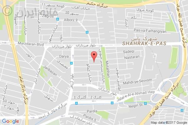 تصویر رهن و اجاره آپارتمان شهرک ژاندارمری با کد 11873624