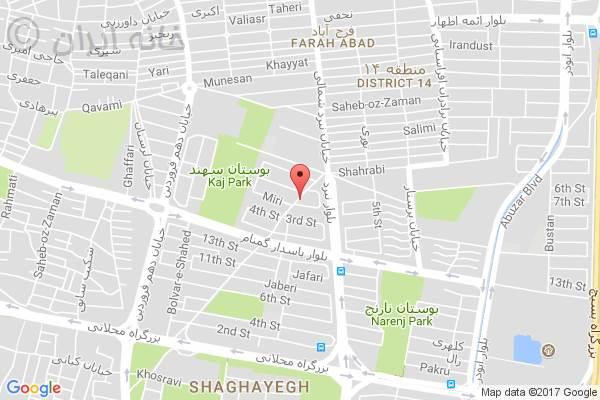 تصویر رهن و اجاره آپارتمان قیام با کد 67984