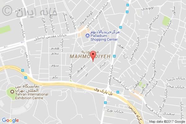تصویر رهن و اجاره دفتر کار محمودیه با کد 11826580