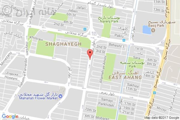 تصویر رهن و اجاره دفتر کار سند اداري نبرد جنوبی با کد 57542