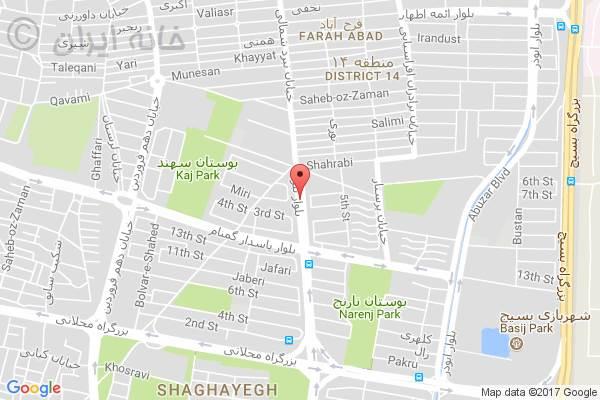 تصویر رهن و اجاره آپارتمان نبرد شمالی با کد 57671