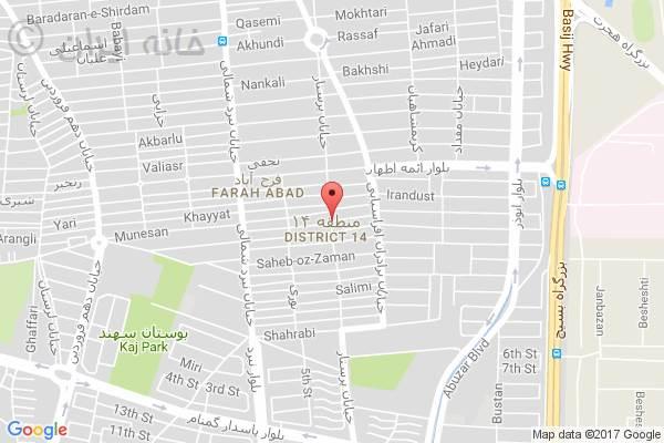 تصویر رهن و اجاره آپارتمان پرستار جنوبی با کد 67747