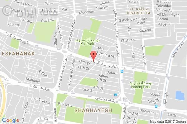 تصویر رهن و اجاره آپارتمان پاسدارگمنام  با کد 57587