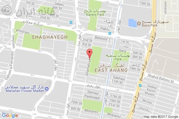 تصویر رهن و اجاره آپارتمان بلوار ابوذر - علامه امینی با کد 67742