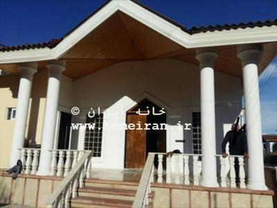 تصویر فروش ویلا - خانه مازندران نوشهر با کد 37240